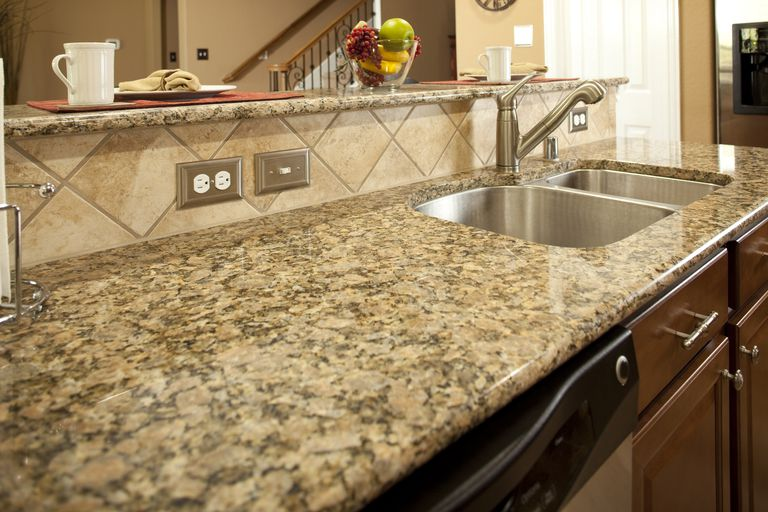 Granite Countertops Look Like Granola Bars The Bachelor Uncle