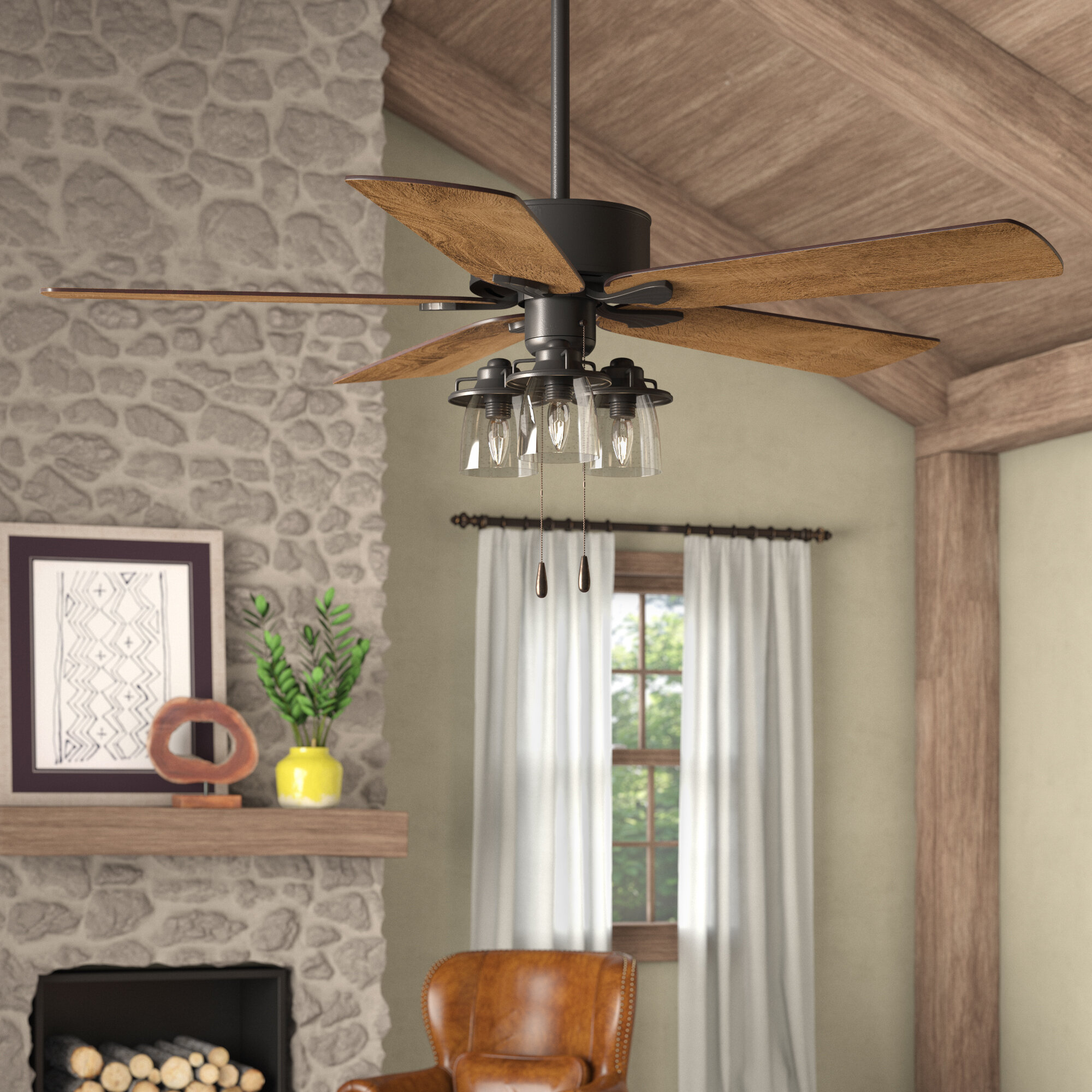 Stop Lighting Your Room With A Ceiling Fan The Bachelor Uncle